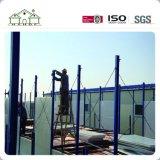 가벼운 강철 구조물 건물 조립식 가옥 집