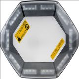 Grande alta barra chiara di emergenza LED di luminosità di potere 240W