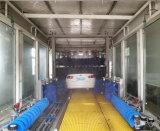 Máquina automática de la colada de la limpieza del coche del túnel de Risense