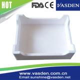 Cassetto di ceramica del crogiolo del corindone di purezza per la sinterizzazione dentale di Zirconia di Cadcam del laboratorio