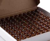 1ml de 2ml de tubos de cristal de 3ml frasco el frasco de aceite esencial