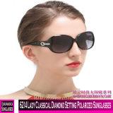 6214 Senhora Peste Diamond óculos polarizados de Ajuste