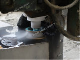 Máquina de pedra automática do perfil para bordas de lustro da laje/bancada