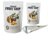 Zip 자물쇠 과일은 포일 주머니 또는 재사용할 수 있는 유아식 주머니 또는 플라스틱 마른 과일 부대를 잘게 썬다