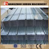 Vorgestrichene galvanisierte gewölbte Dach-Stahlblätter