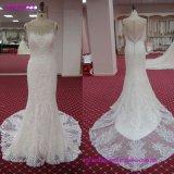 에이라인 호박단 Organza 결혼 예복 신부 드레스 W18360
