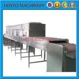 販売のためのトンネルタイプマイクロウェーブ乾燥機械