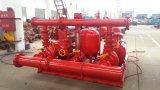 Motor Diesel & Motor Eléctrico&a bomba de incêndio jockey