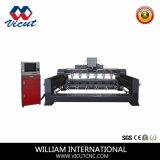 Multi-Pistas grabador, 2.o, máquina del CNC Flat&Rotary del CNC del diseño 3D