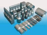Klaxon ultrasonique d'aluminium/titanique pour la machine de soudure ultrasonore
