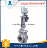 Válvula de descarga antiusura elétrica da escória com alta qualidade