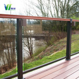 Hot Sale 4mm-19mm pour balustrades en verre trempé
