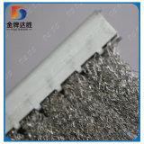 Balais industriels de bande de fil d'acier inoxydable