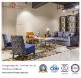 판매 (YB-WS6)를 위한 거실 소파를 위한 관대한 호텔 가구