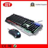 Регулируемый Dpi игровой клавиатуры USB проводной, Механические узлы и агрегаты комбинированные мыши