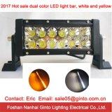 36W amarillos y blancos superventas se doblan barra ligera del color LED (el color dual GT31001-36)