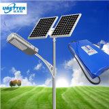 Перезаряжаемый литий-ионных аккумуляторов размера 18650 12V 24AH для освещения улиц солнечной энергии