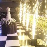 특수 효과 결혼식을%s 찬 프레임 불꽃 놀이 안개 Sparkular 기계