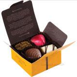 نوع ذهب صندوق لأنّ شوكولاطة [بكينغ بوإكس] مع عادة علامة تجاريّة