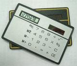 Tamaño de la tarjeta calculadora solar (KC-1026)
