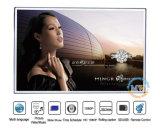 Affissione a cristalli liquidi del blocco per grafici aperto da 22 pollici che fa pubblicità al giocatore (MW-222AFS)