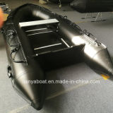 Liya 2-16人の柔らかく膨脹可能なボートPVC膨脹可能なボート
