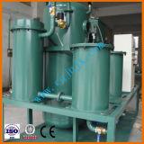 Machine de asséchage de pétrole d'isolation de système de déshydratation de pétrole de transformateur de vide