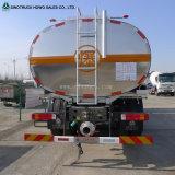 Carro de combustible del policía motorizado de Sinotruk HOWO 6X4 10