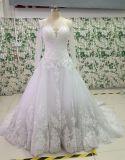 花嫁のための注文仕立ての上の傾向の婚礼衣裳
