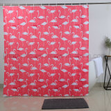 Custom New Design Bath Shower Curtain for Bath Accessories Products