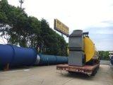 Boiler van de Olie van de Hoge Efficiency van de aanpassing de Horizontale/Thermische van de Olie van het Gas
