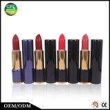 Un rossetto duraturo di 4 colori del metallo di trucco di bellezza di bacio del campione libero