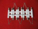 95%艶をかけられたアルミナの陶磁器の点火の電極