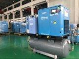 Energiesparender Wechselstrom-eingehangener Luftverdichter mit Trockner