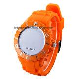 Reloj unisex barato del silicón LED Digital para el regalo de la promoción