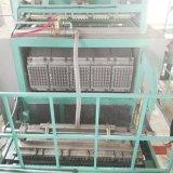 Stall-laufendes Papierplatten-Ei-Tellersegment-Massen-Formteil, das Maschine herstellt