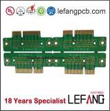 Изготовление доски PCB с 3 заводами
