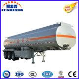 3 de l'essieu 4000liters/35000liters BPW d'essieu d'essence de camion-citerne remorque semi