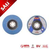 Venta directa de fábrica de óxido de zirconio 40-120 granos tapa de disco de pulido