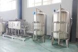 China empaquetado automático completo de llenado de botellas de agua potable planta de embotellado