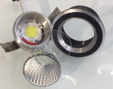 China Ce&TUV aprobado de aluminio con 3W FOCO LED Downlight COB