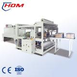 Pleine machine proche automatique d'emballage en papier rétrécissable de cachetage