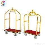 Het Karretje van de Kar van de bagage voor de Gebeurtenis van de Zaal van het Huwelijk van het Restaurant van het Hotel