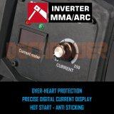 IGBT MMA 200A Drie de Machine van het Booglassen van de Omschakelaar van PCB gelijkstroom