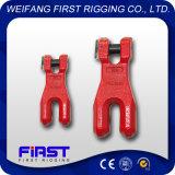 Frizione della riduzione della catena del cavallotto dell'acciaio legato G80