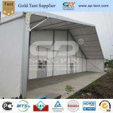 Grosses Aluminium Belüftung-Partei-Zelt 30X60m (30m breit und 60m lang) für im Freienereignisse, 1200 Gäste sitzen sich an den runden Tischen hin