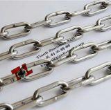 Catena a maglia dell'acciaio inossidabile DIN763