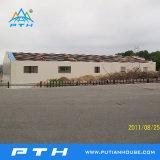 PU-Sandwichwand-Panel-Fertigstahllager