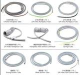 Трубопровод волокна силикона трубопровода 6 отверстий оптически для Handpiece зубоврачебного