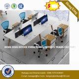 Station de Travail Permanent Guang Dong couleur chêne meubles chinois (HX-8NR0130)